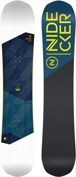 Nidecker Micron Merc Kid's Hybrid Camber Snowboard, 135cm 2022