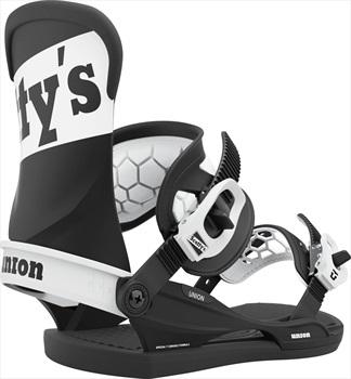 Union Contact Pro Scott Stevens Pro Snowboard Bindings, L Scotty's 2021