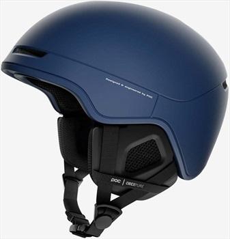 POC Adult Unisex Obex Pure Snowboard/Ski Helmet, M/L Lead Blue