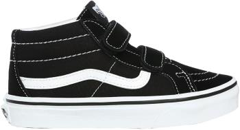 Vans Sk8-Mid Reissue Velcro Kid's Skate Shoes, UK Child 12