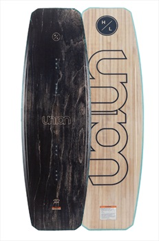 Hyperlite Union Cable Wakeboard, 143 Black Wood 2020