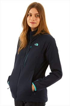 The North Face Womens Ventrix Womens Insulated Jacket UK 12 Urban Navy