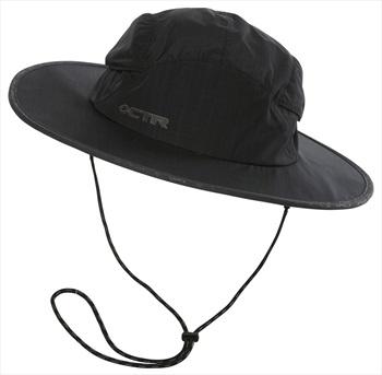 Chaos Stratus Sombrero CTR Waterproof Wide Brim Hat, S\M Black