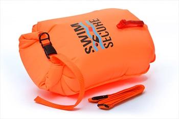 Swim Secure Dry Bag Wild Swimming Pack, 35L Orange