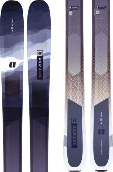 Armada Tracer 98 Skis 180cm, Blue/white, Ski Only, 2022