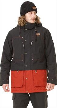 Picture Dann Ski/Snowboard Jacket, M Black