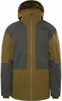 The North Face Chakal Ski/Snowboard Jacket L New Taupe Green