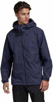 Adidas Terrex Skyclimb Waterproof Fleece Jacket L Carbon