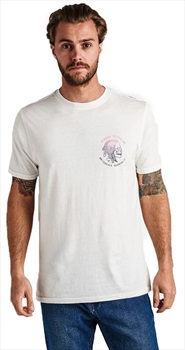 Roark Adult Unisex Hobo Nickel Premium Tee, S White