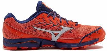 Mizuno Wave Hayate 4 Men's Trail Running Shoe, UK 7 Cherry Tomato