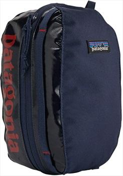 Patagonia Small Black Hole Cube Duffel Travel Bag, 3L Classic Navy