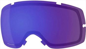 Smith Vice Ski/Snowboard Goggles Spare Lens, Chromapop Everyday Violet