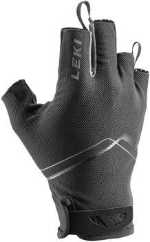 Leki Multi Breeze Short Nordic & Trekking Pole Gloves, XL Black