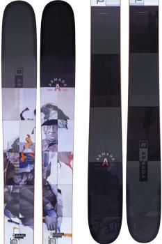 Armada ARV 116 JJ Skis 185cm, Black/Grey, Ski Only, 2022