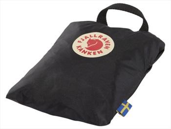 Fjallraven Kanken Backpack Rain Cover, 13-18L Black