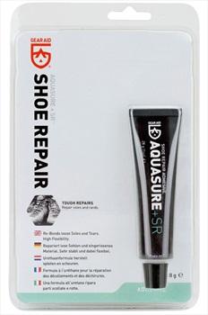 Gear Aid Aquasure + SR Shoe & Footwear Repair Adhesive, 28g Black