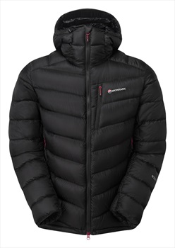 Montane Anti-Freeze Down Insulated Hiking Jacket, M Black