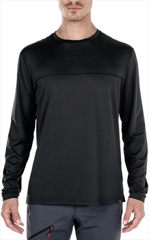 Berghaus Voyager Tech Long Sleeve Crew T-Shirt, S Black/Black