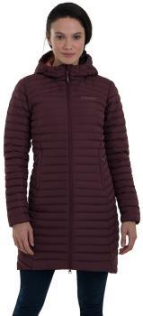 Berghaus Nula Micro Long Women's Insulated Jacket UK 8 Sassafras