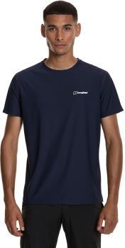 Berghaus 24/7 Tech Short Sleeve Baselayer Crew T-Shirt, M Dusk