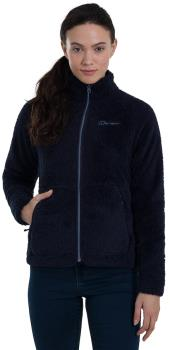 Berghaus Somoni Women's Hiking/Climbing Fleece M / UK 12 Mood Indigo