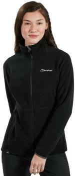 Berghaus Prism 2.0 Micro Women's Full-Zip Fleece Jacket, UK 14 Black