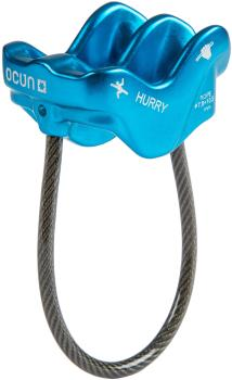 Ocun Hurry Rock Climbing Belay, O/S Blue