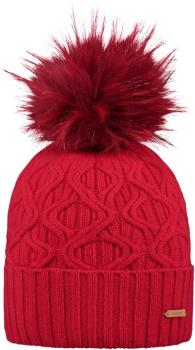Barts Haliana Ski/Snowboard Bobble Hat, One Size Red