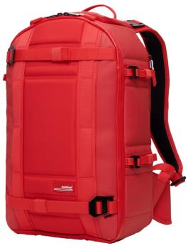 Douchebags The Backpack Pro Ski/Snowboard Backpack, 26L Scarlet Red