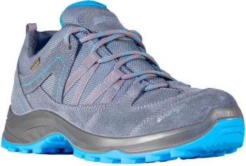 Vango Selva Women's Waterproof Walking Shoes, UK 5 Graphite/Blue