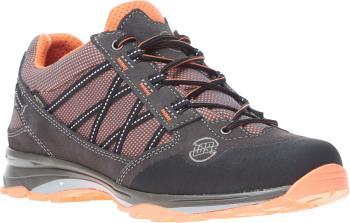 Hanwag Belorado II Low GTX Women's Hiking Shoe UK 7.5 Asphalt/Orink