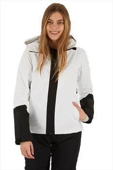 Peak Performance Rider Ski Women's Snowboard/Ski Jacket, S Offwhite