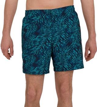"Speedo Vintage Paradise 16"" Men's Swim Shorts, XL Navy/Blue"