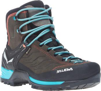 Salewa Womens Mountain Trainer Mid Gtx Women's Hiking Boot, Uk 4 Black
