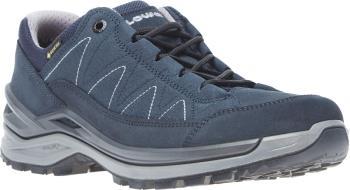 Lowa Toro Evo GTX Lo Women's Hiking Shoes, UK 4.5 Navy/Grey