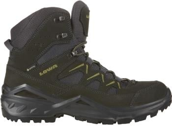 Lowa Sirkos Evo GTX Mid Gore-Tex Hiking Boots, UK 7 Anthracite