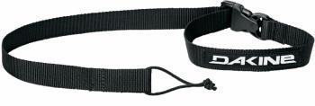 Dakine Standard Webbing 1 inch Snowboard Safety Leash Strap, Black