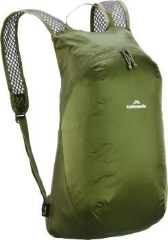 Kathmandu Pocket Pack Ultra Lite Packable Daypack Backpack 15L Moss