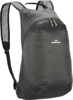 Kathmandu Pocket Pack Ultra Lite Packable Daypack Backpack 15L Black