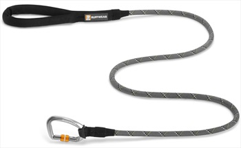 Ruffwear Knot-a-Leash Dog Walking Lead - 1.5m X 11mm, Granite Gray