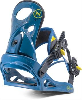 Nidecker Child Unisex Prosper Kids Snowboard Bindings, M Blue 2020