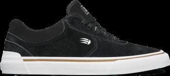 Etnies Joslin Vulc Men's Skate Shoes, UK 11 Black/Gum