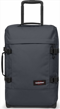 Eastpak Tranverz S Wheeled Bag/Suitcase, 42L Downtown Blue