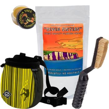 Absolute The Essentials Climbing Gift Set, 4 Item Set Crack