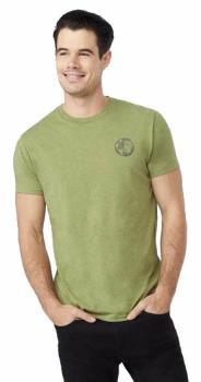 Tentree Global Prospect Men's Short Sleeve T-Shirt, S Mosstone Green