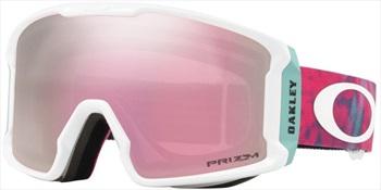 Oakley Adult Unisex Line Miner Xm Arctic Surf, Prizm Hipink Snowboard/Ski Goggles, M