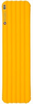 Big Agnes Air Core Ultra Pad Compact Camping Mat, Regular Gold