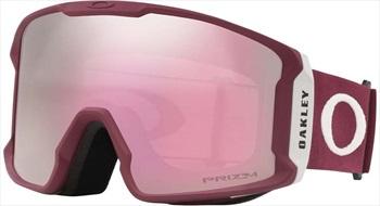 Oakley Line Miner Snowboard/Ski Goggles, L Vampirella Grey