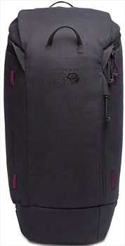 Mountain Hardwear Multi-Pitch 30 30L Climbing Backpack, S/M Black
