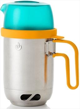 BioLite KettlePot Multi-Use Camp Cookware 1.5L Orange/Teal